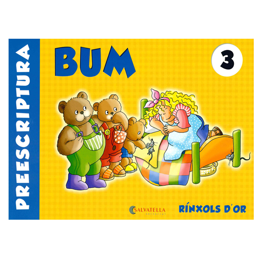 Preescriptura BUM 3