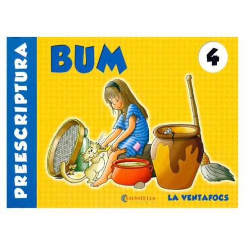 Preescriptura BUM 4