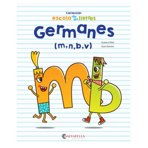 Germanes (m, n, b, v)