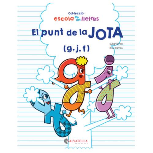 El punt de la JOTA (g, j, f)