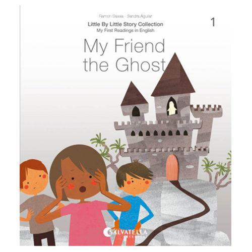 Little by little 1.-My Friend the Ghost