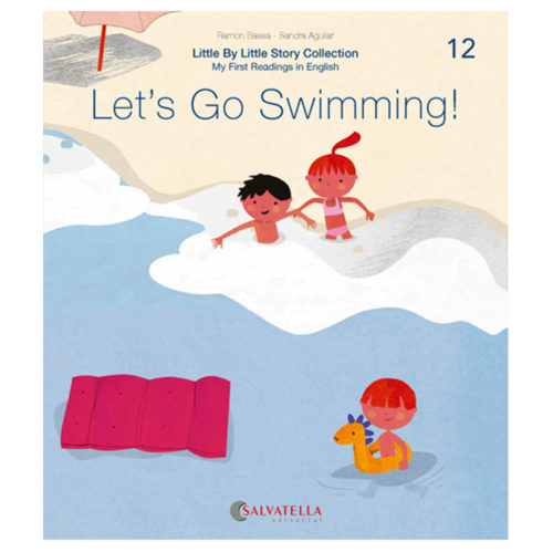 Little by little 12.-Let's Go Swimming!