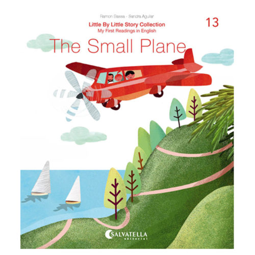 Little by little 13.-The Small Plane
