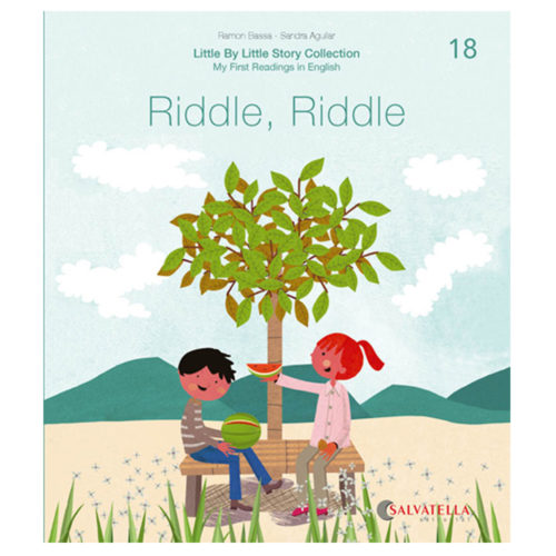 Little by little 18.-Riddle, Riddle