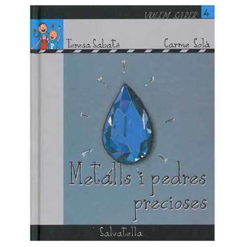 4 - Metalls i pedres precioses 4 - Metalls i pedres precioses