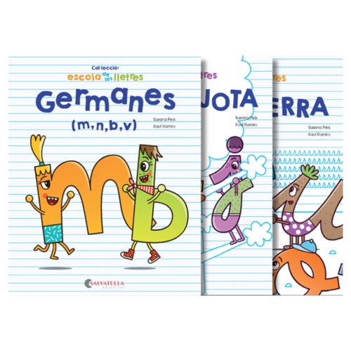 Col∙lecció: Escola de les lletres