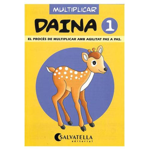 Daina. Multiplicar 1