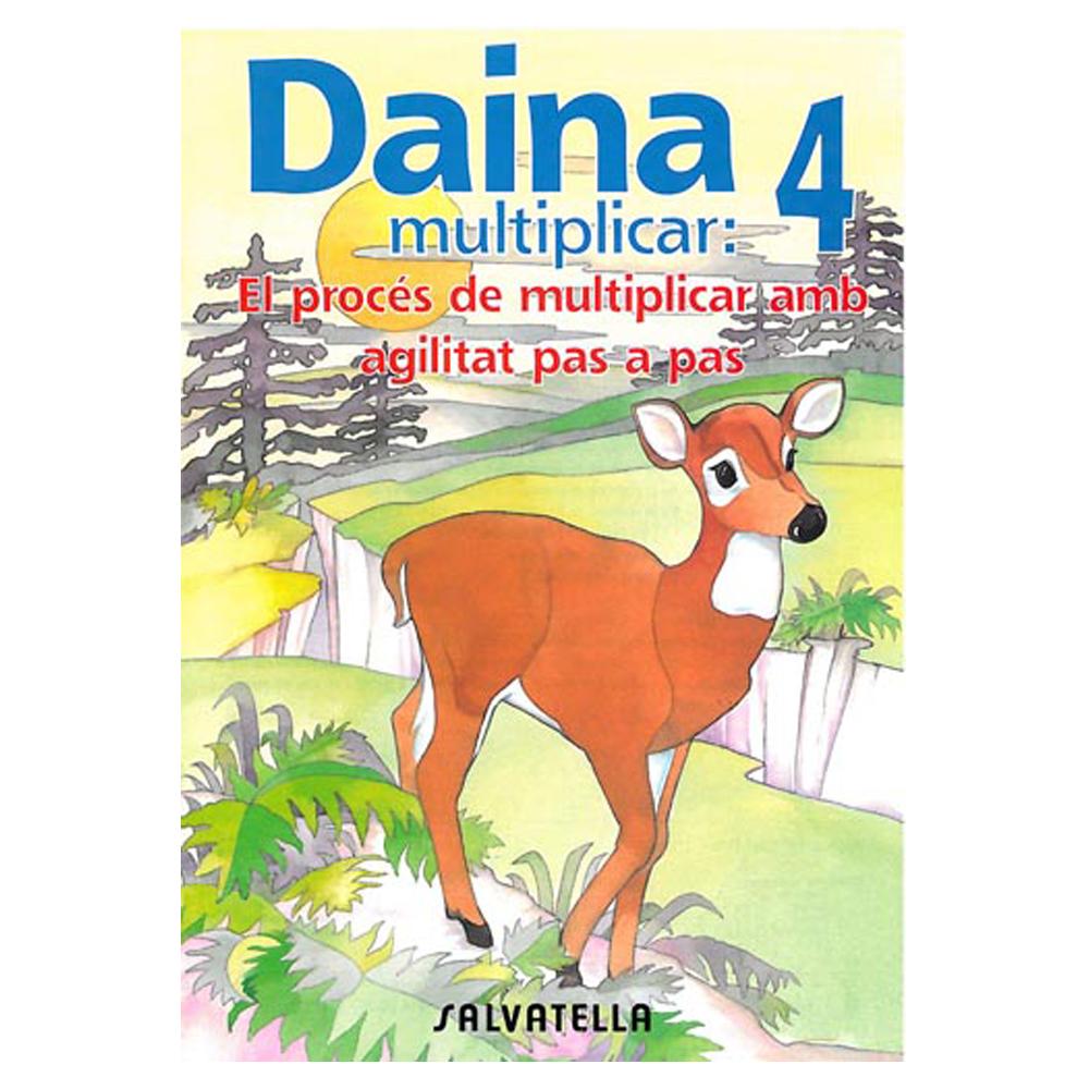 Daina. Multiplicar 4