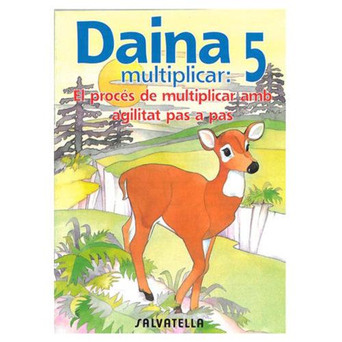 Daina. Multiplicar 5