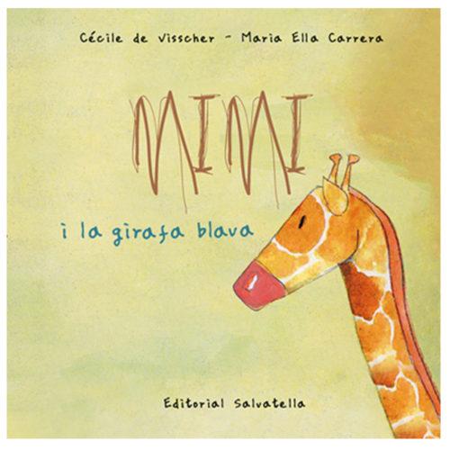 Mimi i la girafa blava
