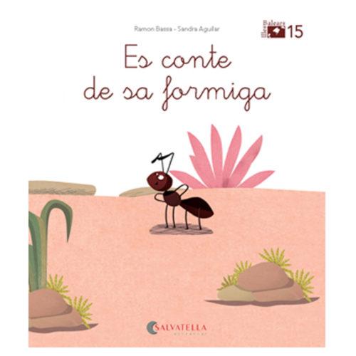 De mica en mica V.I.B: 15.– Es conte de sa formiga