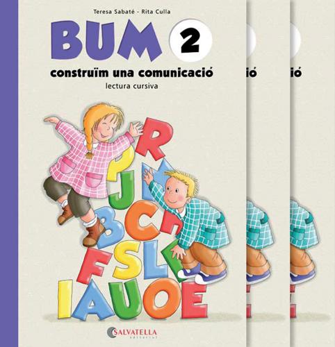 Col·lecció Bum lectura cursiva