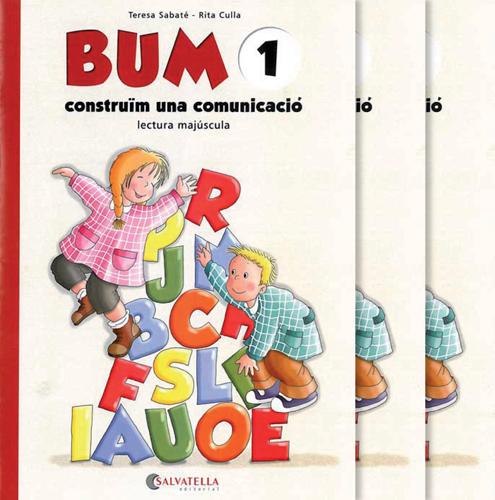 Col·lecció Bum lectura pal