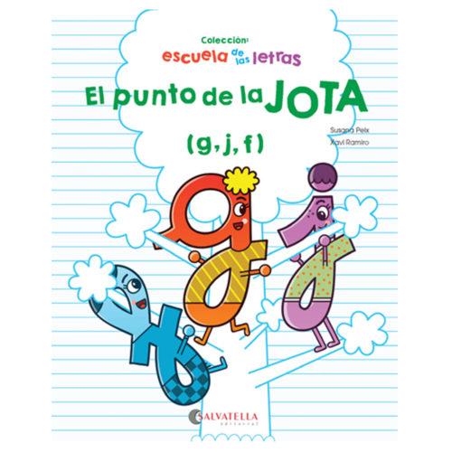 El punto de la JOTA (g, j, f)