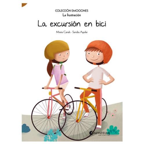 Emociones: 12 - La excursión en bici (La frustración)