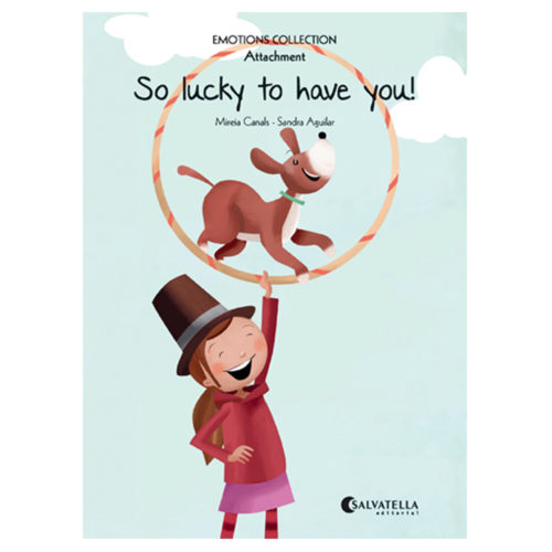 Emotions: 11. So lucky to have you! (Attachment)