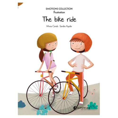 Emotions: 12. The bike ride (Frustration)