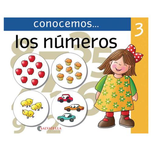Conocemos los números 3