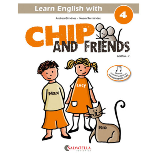 Chip and Friends 4