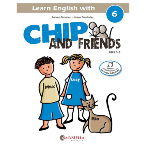 Chip and Friends 6