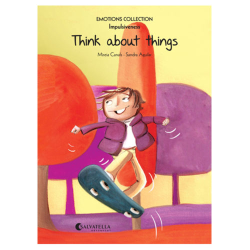 Emotions 8: Think about things (Impulsiveness)