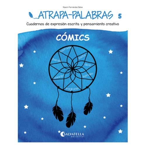 Atrapa-Palabras 5 - cómics