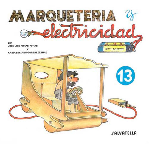 Marquetería y electricidad 13