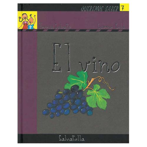 7. El vino