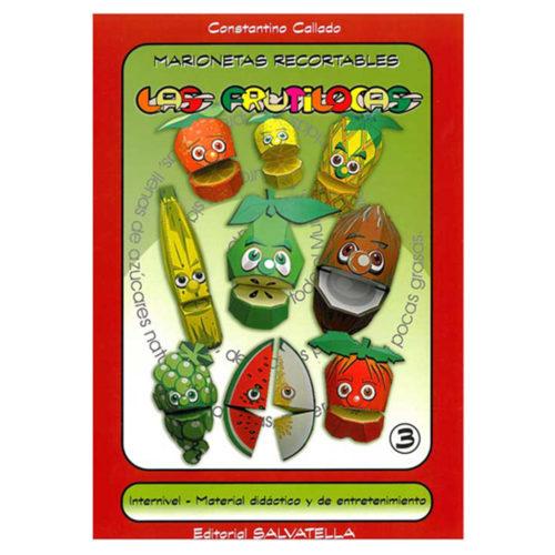 Marionetas 3. Frutas