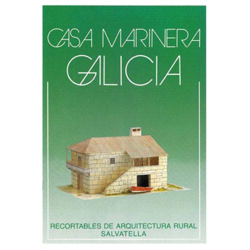 6. Casa marinera Galicia