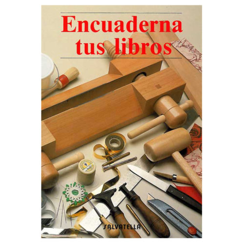 Encuaderna tus libros