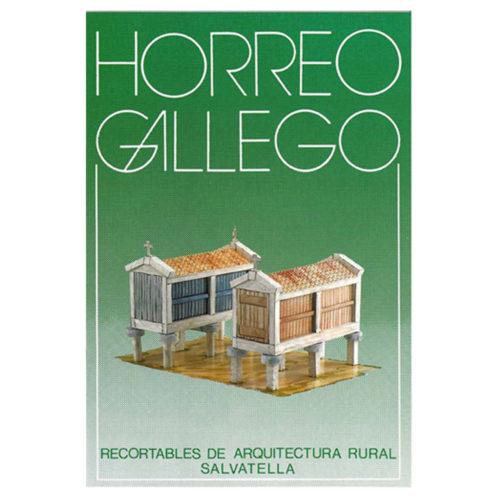 5. Hórreo gallego