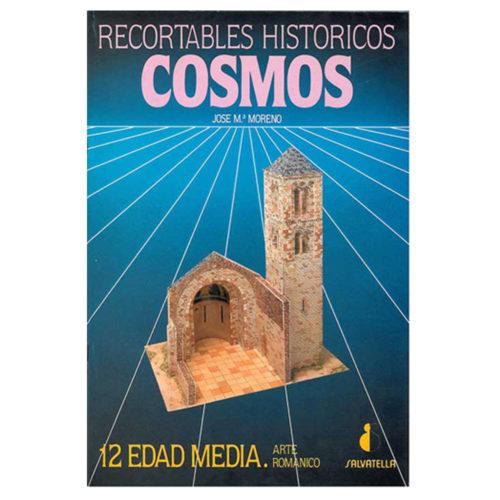 Cosmos 12. Edad media románico