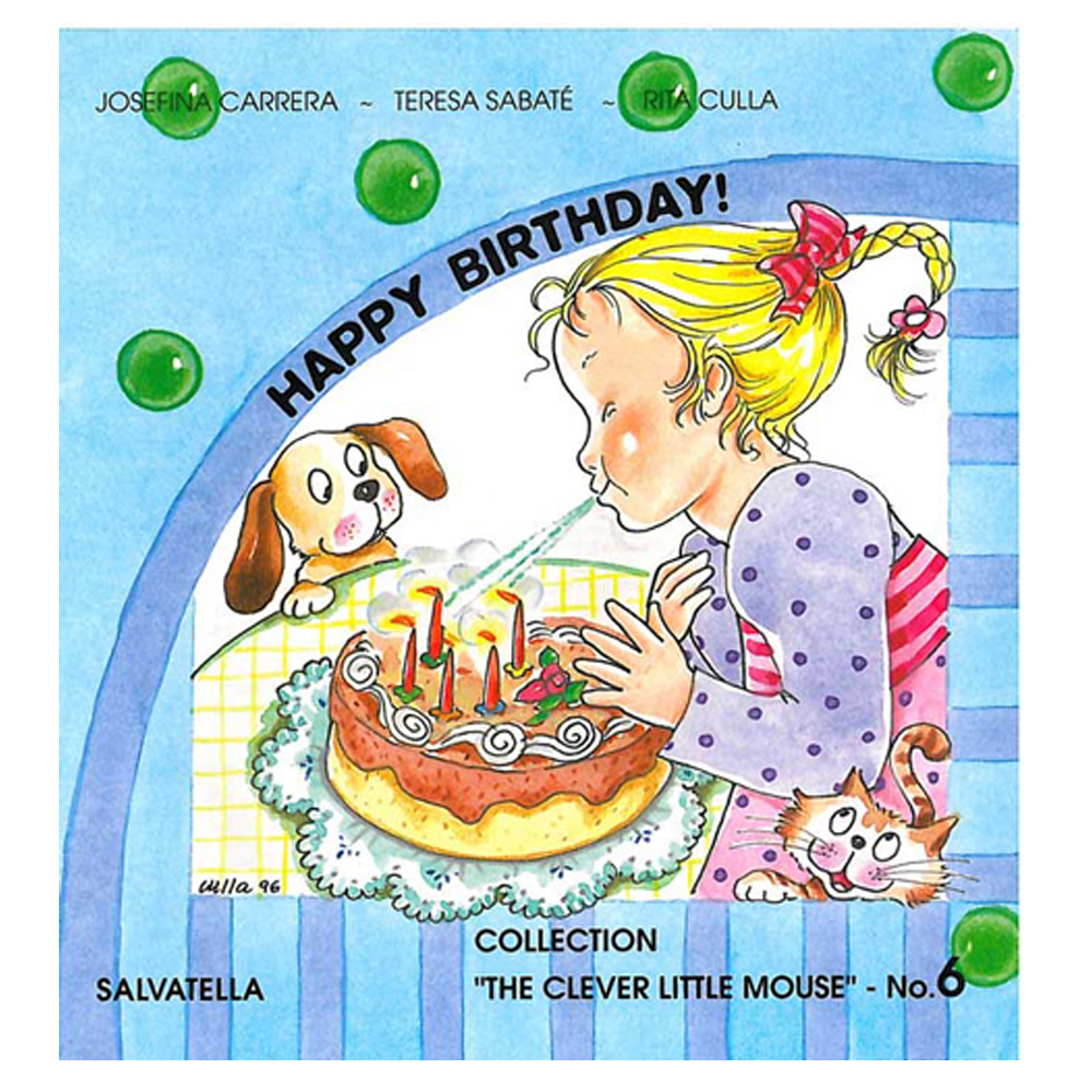The clever 6. Happy birthay