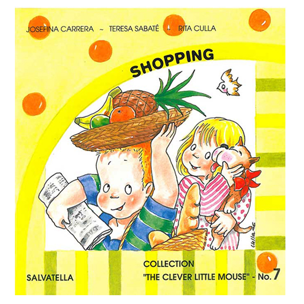 The clever 7. Shopping