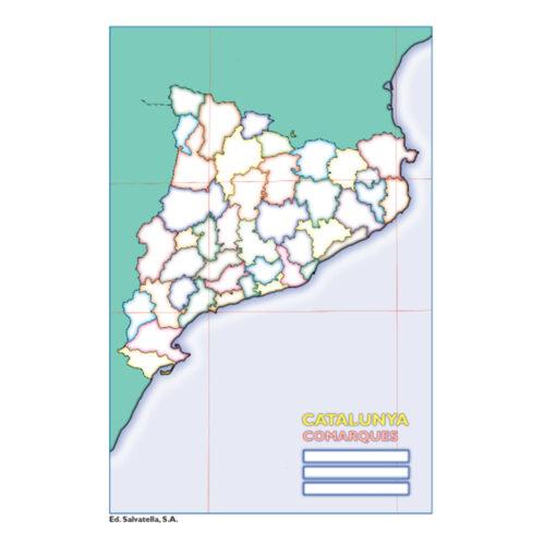 Cataluña comarcas