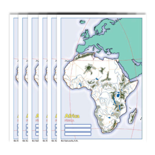 Col Africa física