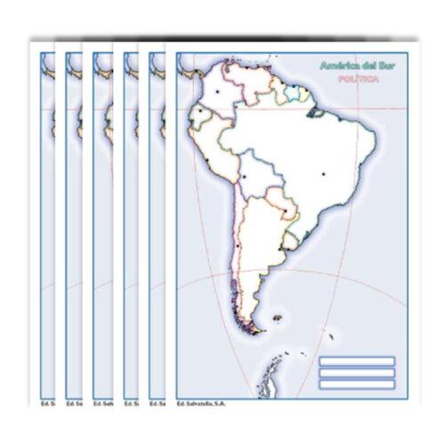 Col América del Sur política