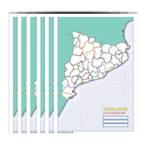 Col Cataluña Comarcas
