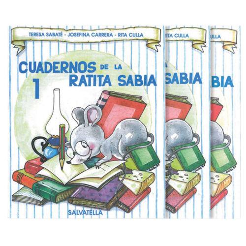 Cuadernos ratita sabia palo