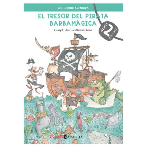El tresor del pirata Barbamàgica 2