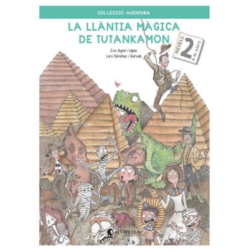 La llàntia màgica de Tutankamon 2