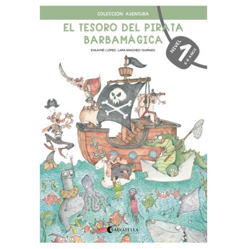 El tesoro del pirata Barbamágica 1