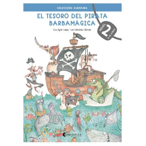 El tesoro del pirata Barbamágica 2