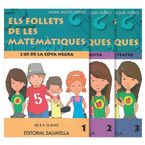 Col·lecció: Els follets de les matemàtiques