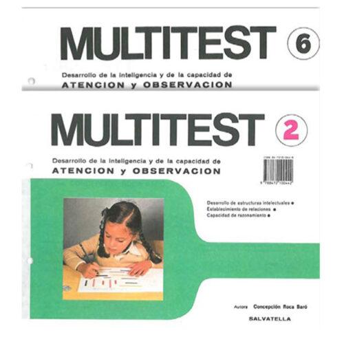 Colección: Multitest