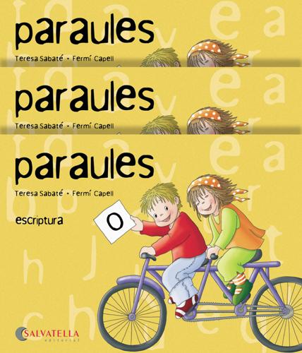 Paraules escriptura